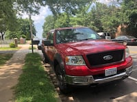 2004 Ford F-150 long bed xlt v8 5.4l  Manassas, 20110