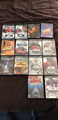 PS2 Games Redwood City, 94062