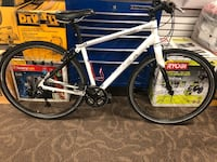 """Bicycle, bicycles Cannondale 17"""" Medium frame Quick .. Negotiable"""