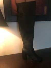 New never worn thigh high boots. Size 8. Paid $110. Edmonton, T5X 6B7