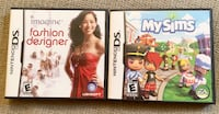 Nintendo Ds games Middle River