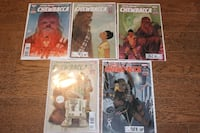 Star Wars Chewbacca Set 1 2 3 4 5 Marvel Comics Mississauga, L5N 7V4