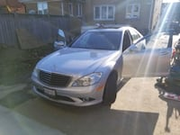 2008 Mercedes S class 450 AMG package  Toronto