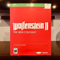 Wolfenstein II: Collector's Edition - Xbox One Chantilly