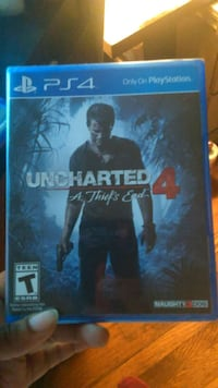 Uncharted 4 still in package Saint Joseph, 64501