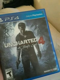 Brand New uncharted 4
