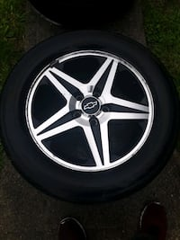 05 limite edition Tony Stewart rims