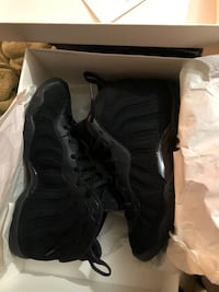 Nike Foamposite One Triple Black (GS)