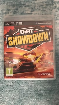 Ps3 dirt showdown Küçükçekmece, 34307