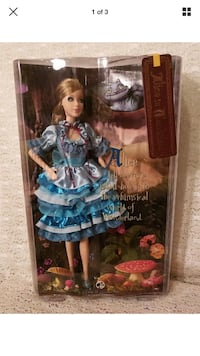 The Wizard of Oz doll in box Charlotte, 28208