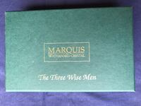 Waterford Marquis Crystal-The Three Wise Men Orlando