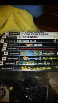 assorted Sony PS3 game cases Warwick, 02889