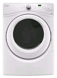 White front-load washer and dryer  Central Islip, 11722