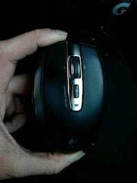 LOGITECH Darkfield Wireless Mouse Vancouver, V6B