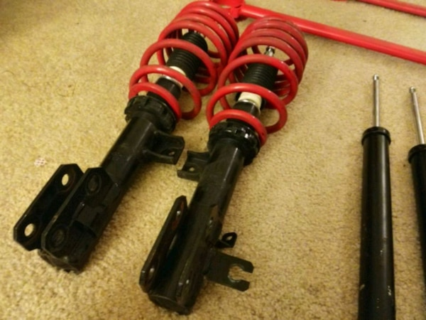 RACELAND COILOVERS 2014-18 MAZDA 3