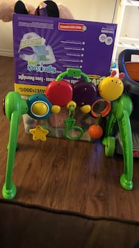 toddler's green and yellow learning toy  La Feria, 78559