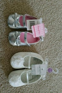 Baby girl shoes 6-9months, new Warrenton
