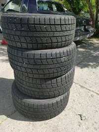 205/50 R16 winter tires (all four)  Sherwood Park, T8A 1A5