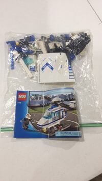LEGO Police Helicopter (City) Burke, 22015