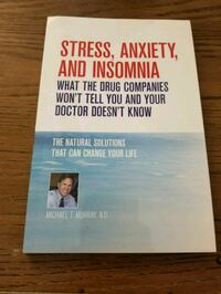 Stress,anxiety, and insomnia book. Edmonton, T5S 1T5