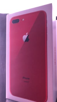 iPhone 8+ red trades for x Kelowna, V1X 7Z9