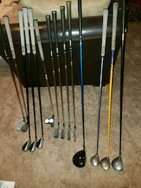 Complete golf set. Cypress, 77429