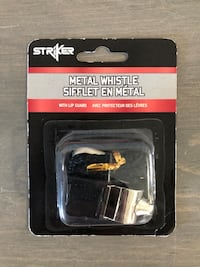 Brand New Metal Whistle