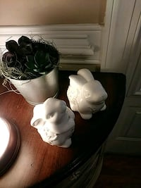 New ceramic bunnies Archdale