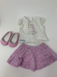 American girl doll happy birthday outfit Toronto, M9B 2R5