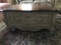 Beautiful French Coffee Table Amarillo, 79103