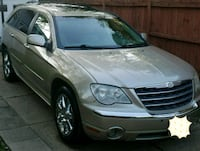 2007 Chrysler Pacifica Limited