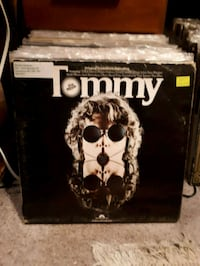 The Who - Tommy soundtrack 2xLP Richmond, V7E