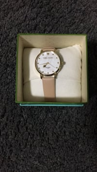 "Limited edition Kate Spade ""Time Flies"" watch Brampton, L6P"