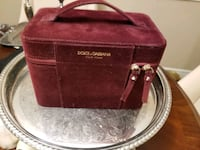 Dolce & Gabbana make up / Jewellery  case  Edmonton, T6W 0L3