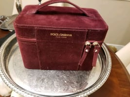 Dolce & Gabbana make up / Jewellery  case
