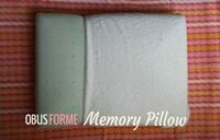 ObusForme Memory Foam Pillow
