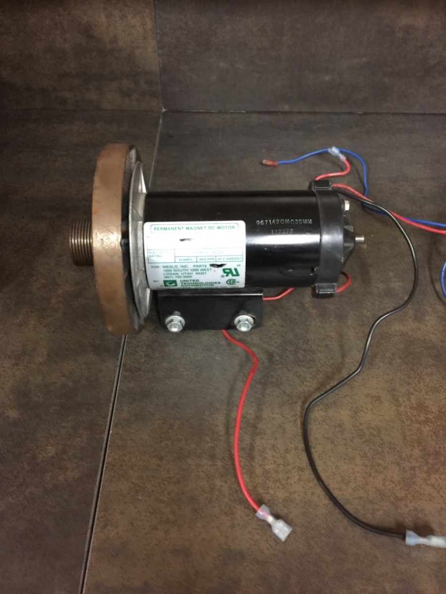Used 1 5 hp electric motor united tech in cle elum for 1 5 hp electric motor