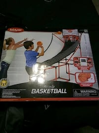 black and white basketball hoop box Mesquite, 75149