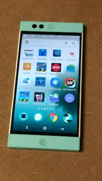 Android NEXBIT ROBIN phone . MINT. 64GB expandable cool looking. Des Moines, 50309