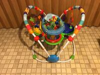 baby's multicolored jumperoo 33 km