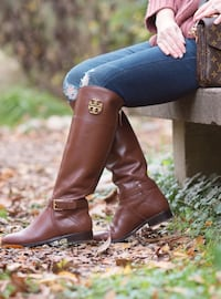 Tory Burch Adeline Riding Boots  New Braunfels, 78130