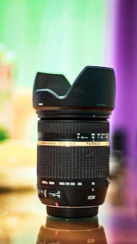 CANON Tamron 18-270mm f/3.5-6.3 Di-II IF VC AF Lens for canon Toronto, M1H 1X6