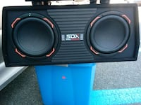 "SDX 12"" 1200Watts Amplified Loaded Enclosure PK112 Carlstadt, 07072"