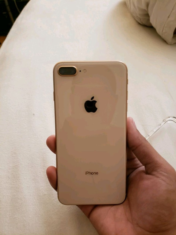 8ea64bfac4d Used iPhone 8 Plus 256GB Gold T-Mobile for sale in New York - letgo