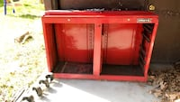 red and black wooden cabinet Kennewick, 99336