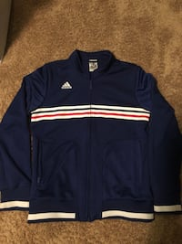 Adidas Team France 2010 FIFA World Cup Jacket Edmonton, T6J 1V3