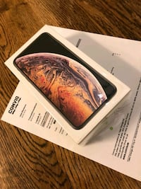 IPhone xs Max! Helt ny! Orginal kvitto, garanti Gothenburg
