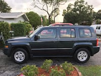 2008 Jeep Patriot Largo
