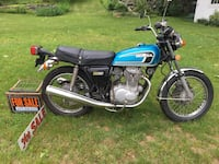 1975 Honda CB360, good runner, lots of new parts. Light easy to handle. $1800 or best reasonable offer Prospect, 06712