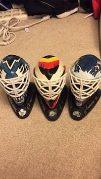 McDonald's goalie helmet. All 3 Burnaby, V5E 2Z8